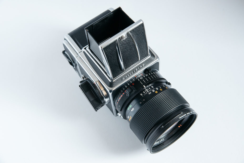 Hasselblad 2000FCW, Zeiss 110mm f2 Planar